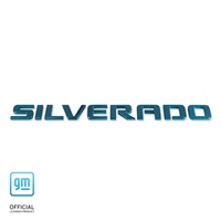 07-up Sierra/Silverado Exterior Badge (Silverado)