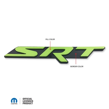 SRT Front Grill Badge (Charger)