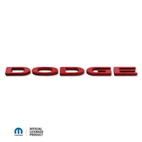 "2015-up Dodge Challenger ""Dodge Logo"" Exterior Trunk Badge"