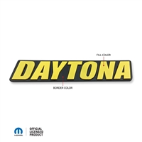 DAYTONA Front Grill Badge