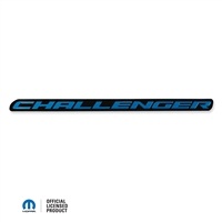 2015-up Challenger Acrylic Front Grill Badge