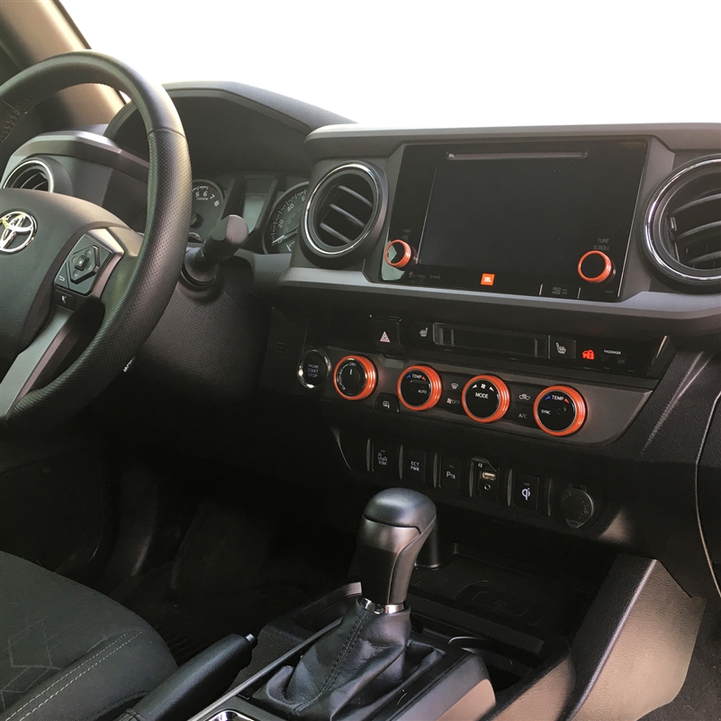 2017 Up Tacoma Interior Kit Color Matched