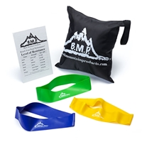 Resistance Loop Bands - Set of 3