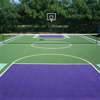 Varsity Court Outdoor Tile