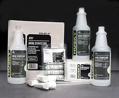 Husky 891 Disinfectant Starter Kit