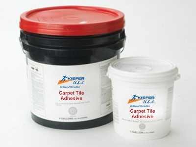 Kiefer Carpet Tile Adhesive