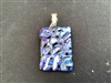 Unique Dichroic Glass Pendant