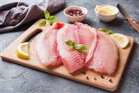 Tilapia 3-5oz Fillets, Oceanwise, Wildcaught