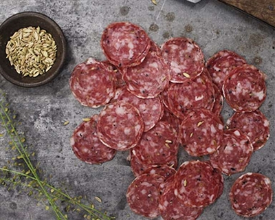 High Welfare All Beef Salami