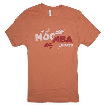 Moomba Rad Tee - Heather Orange