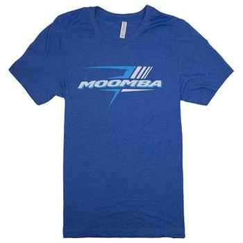 Moomba Point Tee - Royal Heather