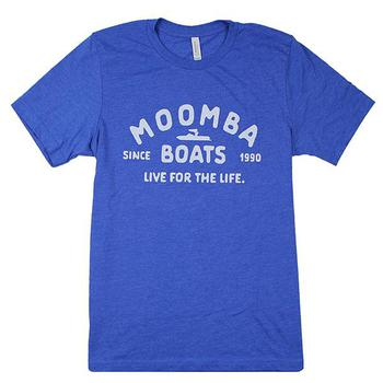 Moomba Life Tee - Heather Royal