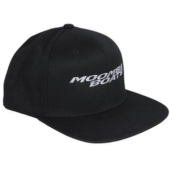 Moomba Wool Snap Cap - Black