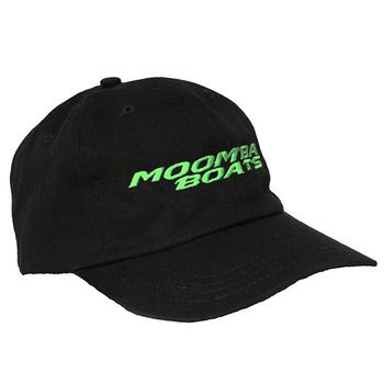 Moomba Garment Washed Cap - Black