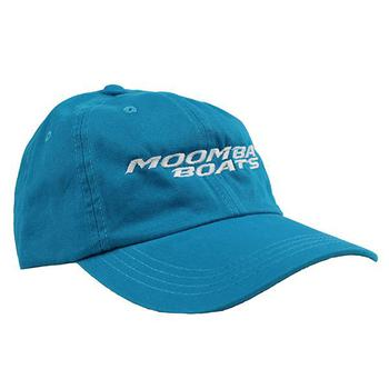 Moomba Garment Washed Cap - Aquamarine