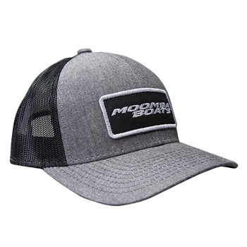 Moomba Apex Cap - Heathered Black / Black