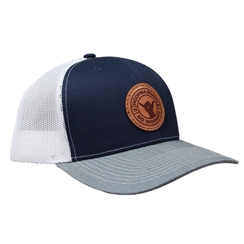 Moomba Shaka Cap - Navy / White / Grey