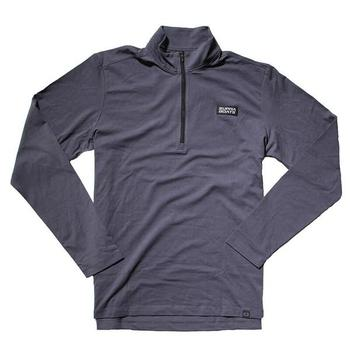 Supra OGIO Limit 1/4 Zip Pullover - Diesel Grey