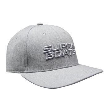 Supra Lucas Cap - Grey Heather