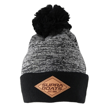 Supra Northwest Beanie - Grey | Black