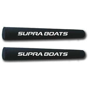 Supra 36-Inch Heavy Duty Trailer Guides - Black - Set of 2