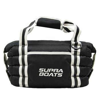 Supra Flex 12 Can Cooler - Black