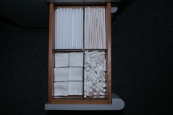Dental Drawer Inserts and Dental Drawer Organizers by Precision Plastic Products, Inc.