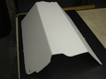 Lexan Chevrolet Short Block Cover by Precision Plastic Products, Inc.