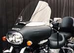 Honda Valkyrie Interstate Windshield by Precision Plastic Products, Inc.