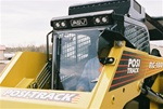 Skid Loader Protective Rock Guard