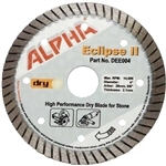 Alpha Eclipse II - High Performance Dry Blades- StoneTooling.com