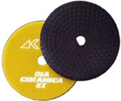 "Alpha 4"" Ceramica EX Polishing Pads"