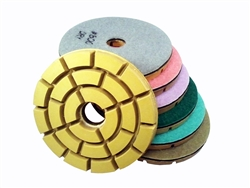 "Mad Max 5"" Concrete Polishing Pads"
