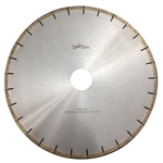 "Mad Max 14"" Silent Diamond Blade For Crystallized Slab"