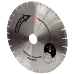 "Granite Diamond Blade- Alpha 14"" Silencer III"