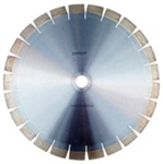 "Mad Max 16"" Silent Granite Diamond Blade"