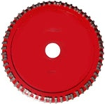 "Mad Max 14""/20mm Ogee Profile Wheel"
