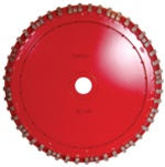 "Mad Max 12""/20mm Ogee Profile Wheel"