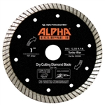 "Alpha 7"" Eclipse II Diamond Blade"