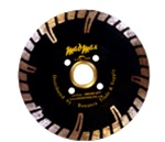 "Mad Max 4"" Butter Turbo Diamond Blade"