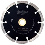 "Mad Max 5"" Tuck Point Diamond Blade"