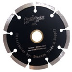 "Mad Max 4.5"" Tuck Point Diamond Blade"