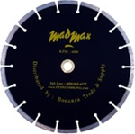 "Mad Max 10"" Standard Segmented Diamond Blade"
