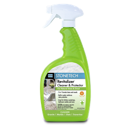 StoneTech Revitalizer Cleaner & Protector, 24 oz. Spray