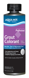 Aqua Mix Grout Colorant, Aqua Mix colors