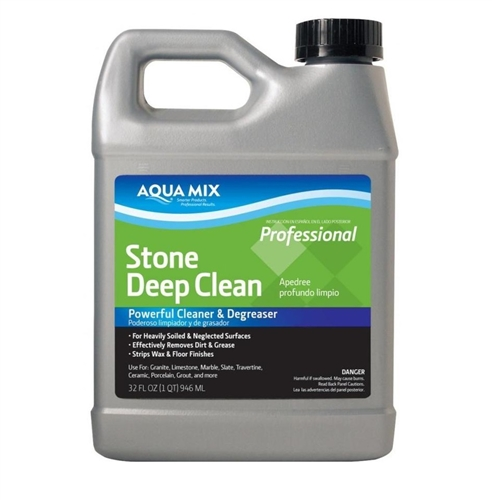 Aqua Mix Stone Deep Clean Heavy Duty Cleaner