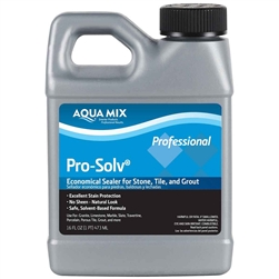 Aqua Mix Pro-Solv Sealer- Pint / Quart / 4 Gallon - StoneTooling.com