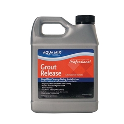Aqua Mix Grout Release, Gallon