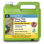 StoneTech Heavy Duty Grout Sealer - Pint / Quart / Gallon - StoneTooling.com