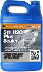 Miracle Sealants 511 H2O Plus Sealer, Gallon